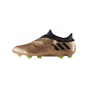 best service 25ea0 8a7e5 Image is loading ADIDAS-MESSI-16-PUREAGILITY-FG-SOCCER-CLEATS-SHOES-