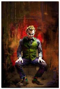 Batman The Dark Knight Rises Movie Art Silk Poster 13x20 24x36 inch Wall Decor