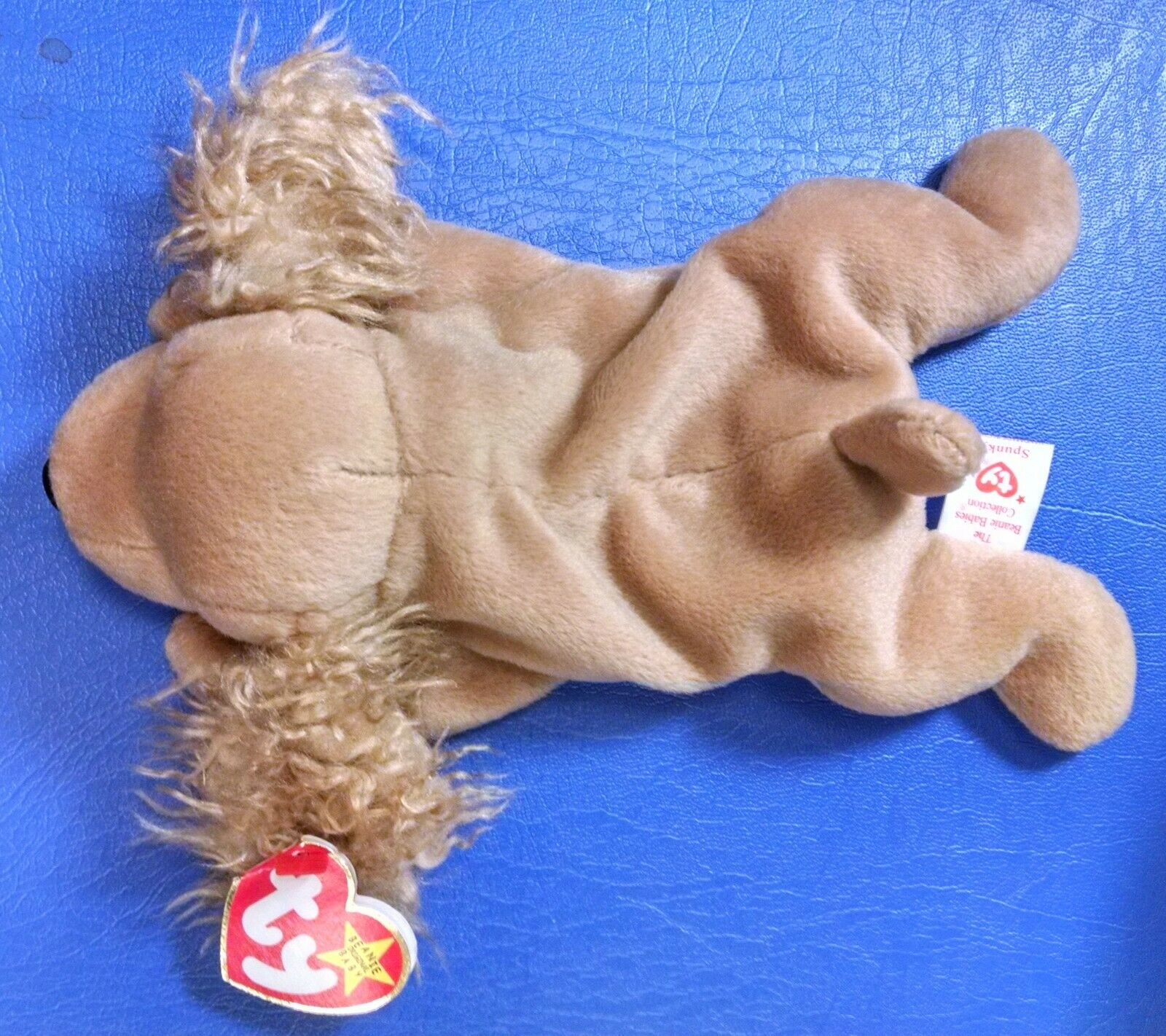 Ty Beanie Baby Original Spunky - January 14, 1997 - collectable