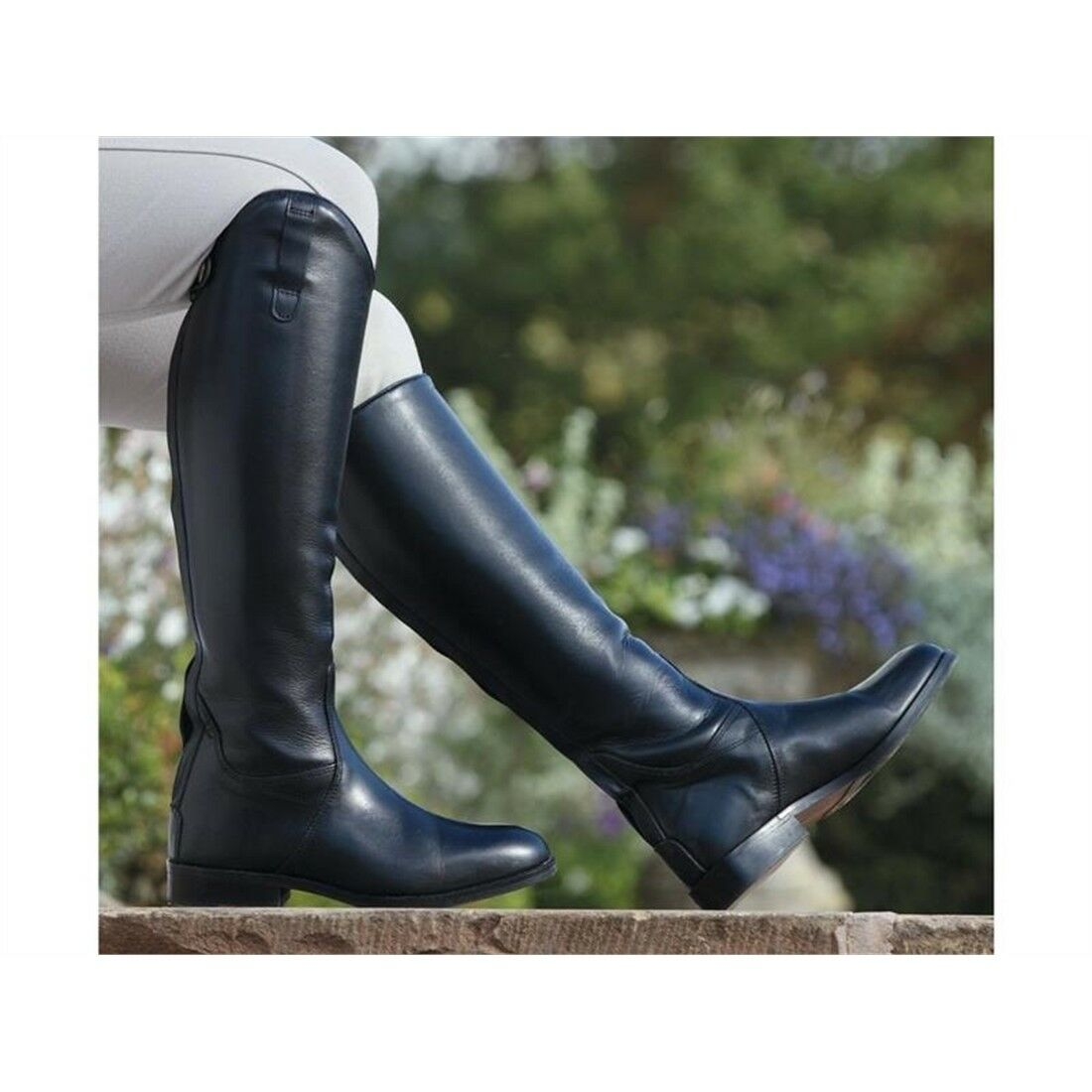 NEW Shires Norfolk Leather Long Riding Stiefel Reg and XW Calf Various Größes