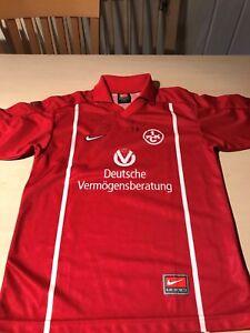 Details zu Kaiserslautern Fußball Trikot Deutsche Vermögensberatung signiert Gr.L 152 TR079