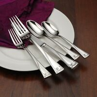Oneida Lyric 20 Piece Fine Flatware Set, Service For 4 on sale
