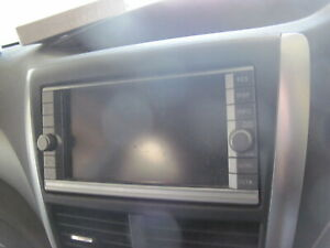 SUBARU-HATCHBACK-IMPREZA-SAT-NAV-RADIO-CD-DVD-PLAYER