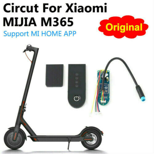 For XIAOMI Mijia M365 Scooters Circuit Board Dashboard Cover Replacement Parts