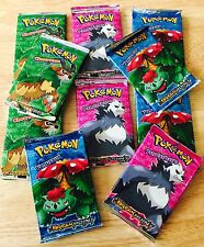 10 x carte Pokemon per Festa Borsa BOTTINO BORSA RIEMPITIVI LIMITED STOCK SPEDIZIONE GRATUITA