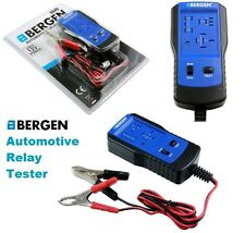 12v relay tester by bergen tools for automotive 4 5 pin electrical relays