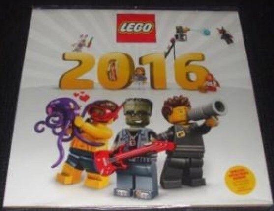 Lego andet, Kalender 2016