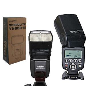 Yongnuo-YN-560III-Flash-Speedlite-Panasonic-Sony-Universale-Canon-Nikon