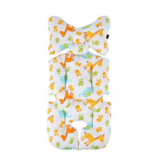 Baby Pushchair Cotton Pad Cover Warm Mat Newborn Stroller Liner Cushion Seat