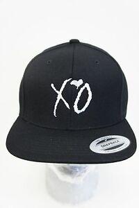 ed9b731113579 Image is loading XO-The-Weeknd-Drake-Snapback-Hat