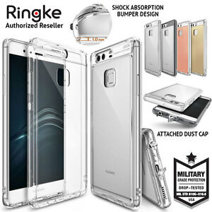 sports shoes 95f5b d0501 Details about For Huawei P10 P9 P9 Mate 9 Mate 8 Case Genuine RINGKE FUSION  Shock Proof Cover