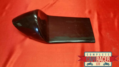 BSA STYLE CAFE RACER SEAT NEW & UNUSED IN BLACK