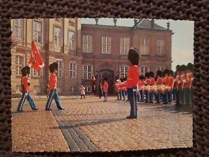 Copenhagen-Denmark-Vintage-Postcard