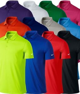 9f2284e243d3c2 NIKE Golf Victory Polo Golf Shirts MANY COLORS   SIZES MSRP  50 NOW ...