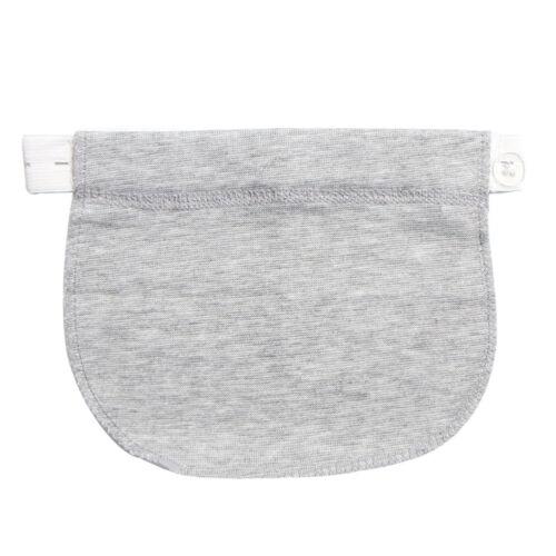 2 X Maternity Pregnancy Waistband Belt ADJUSTABLE Elastic Waist Extender Pants