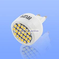 G9 24 SMD 3528 LED Lampe Licht Leuchte Birne Spotlight warmweiss 220-240V 1.5W