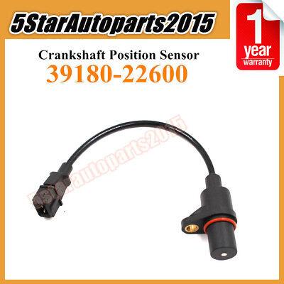 Crankshaft Position Sensor 39180-22600 for Hyundai Accent 2000-2011 1.5L 1.6L L4