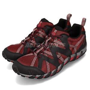 Merrell-Waterpro-Maipo-2-Red-Grey-Black-Men-Outdoors-Water-Hiking-Shoes-J48617