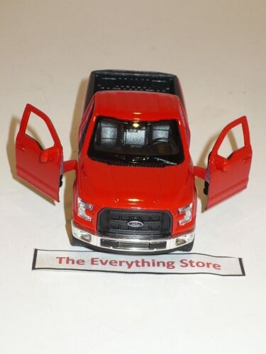WELLY 2015 FORD F-150 REGULAR CAB PICK UP TRUCK 4.75 INCHES RED USA FREE SHIP
