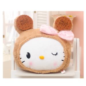 Hello-Kitty-16-039-40cm-plush-doll-stuffed-toy-birthday-gift-cushion-pillow-cookie