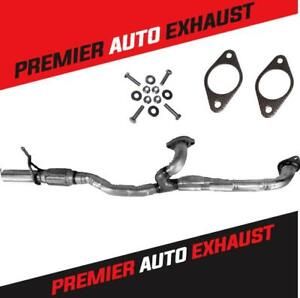 Fits 2011 2012 2013 2014 2015 Ford Explorer 3.5L V6 Front Flex pipe Canada Preview