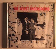 The Velvet Underground - Best of the Velvet Underground (1989) Polydor