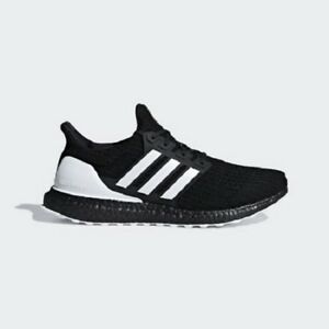 Adidas-Ultraboost-4-0-Orca-Black-White-G28965-Men-039-s-Running-Shoes-Sneakers