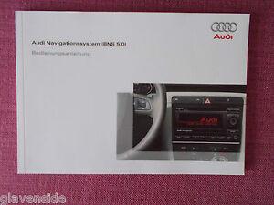 german language audi tt sat nav navigation bns 5 0 rh ebay co uk