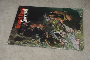 GRAND-FUNK-Survival-70-039-s-song-book-music-rock-VINTAGE