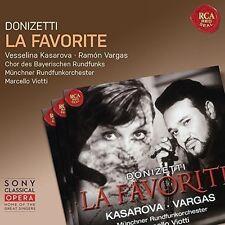 MARCELLO VIOTTI - LA FAVORITE 2 CD NEU DONIZETTI,GAETANO