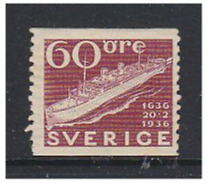 Suède - 1936, 60 Ore Suédois Envoie - M/M - Sg