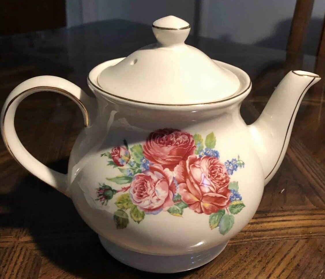 Teapot Made In Saddler England