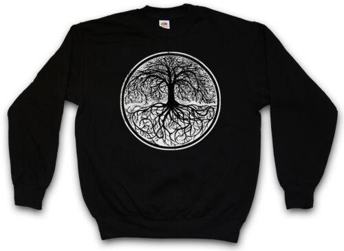 Pullover Celtic Of Life Yggdrasil Ii Germanic Suᄄᆭter Tree Logo Sudadera CgnnqXwPvA