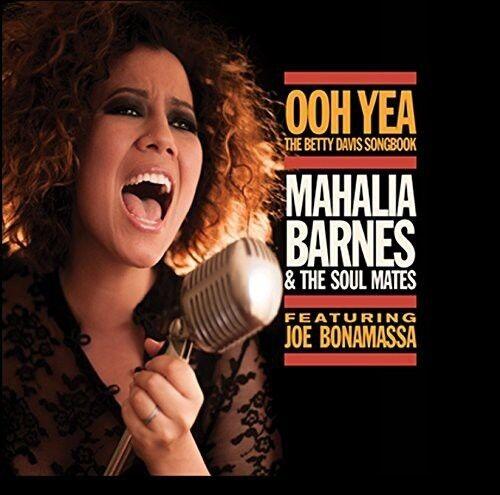 Mahalia Barnes & the - Ooh Yeah-The Betty Davis Songbook [New CD] UK -