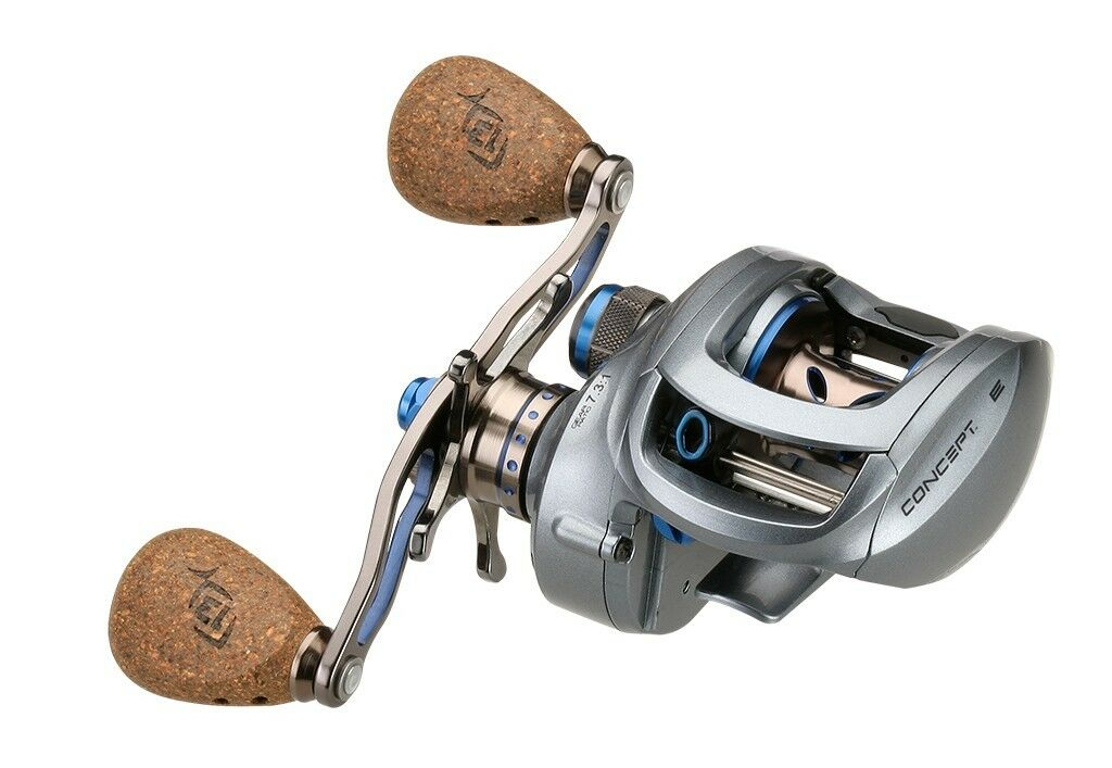 13 FISHING  CONCEPT E 7.3 1 RIGHT HAND 11 BB BAITCAST REEL BRAND NEW IN BOX  everyday low prices