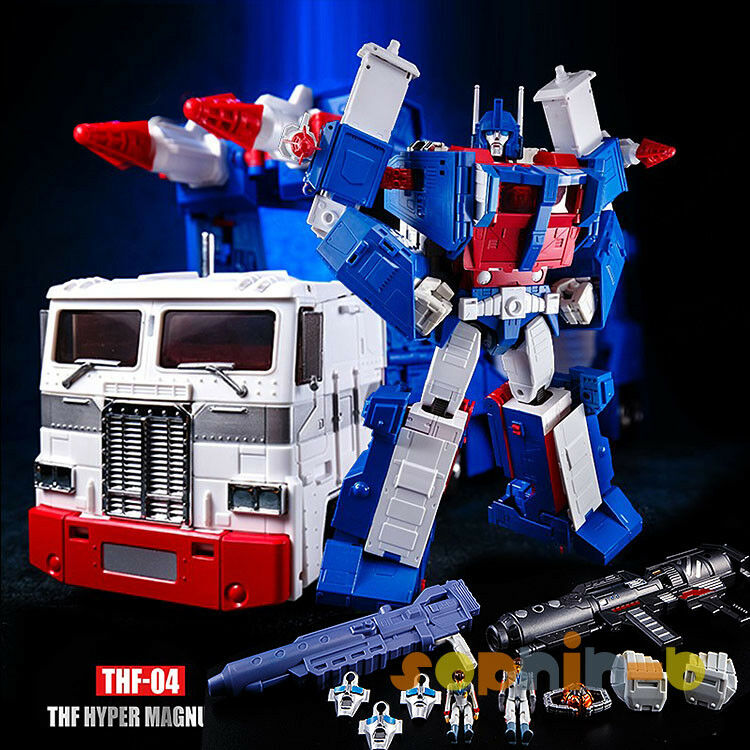 G1 trasformato ULTRA MAGNUS Masterpiece MP22 THF04 cifra knockcoff
