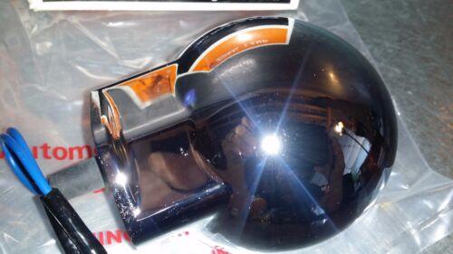 Novo 64-84 Harley Flh Flt Sinal De Luz Vermelho Cromado 12V IM71R Dual filamento nos