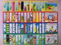 Lot 60 Children's Books Leveled Early Guided Reading Kindergarten First Grade