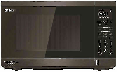 Sharp R890ebs Convection Microwave Oven