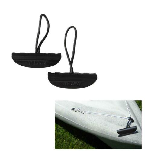 2x Durable Nylon Universal Kajak Zuggriff Kajak Kanu Boot Tragegriff
