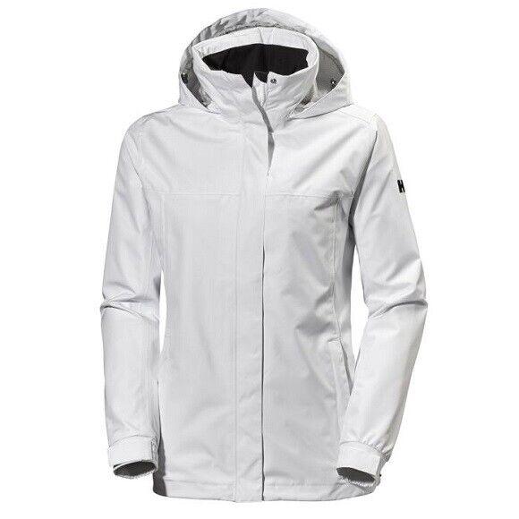 Helly Hansen Womens Aden Long Shell Waterproof Jacket