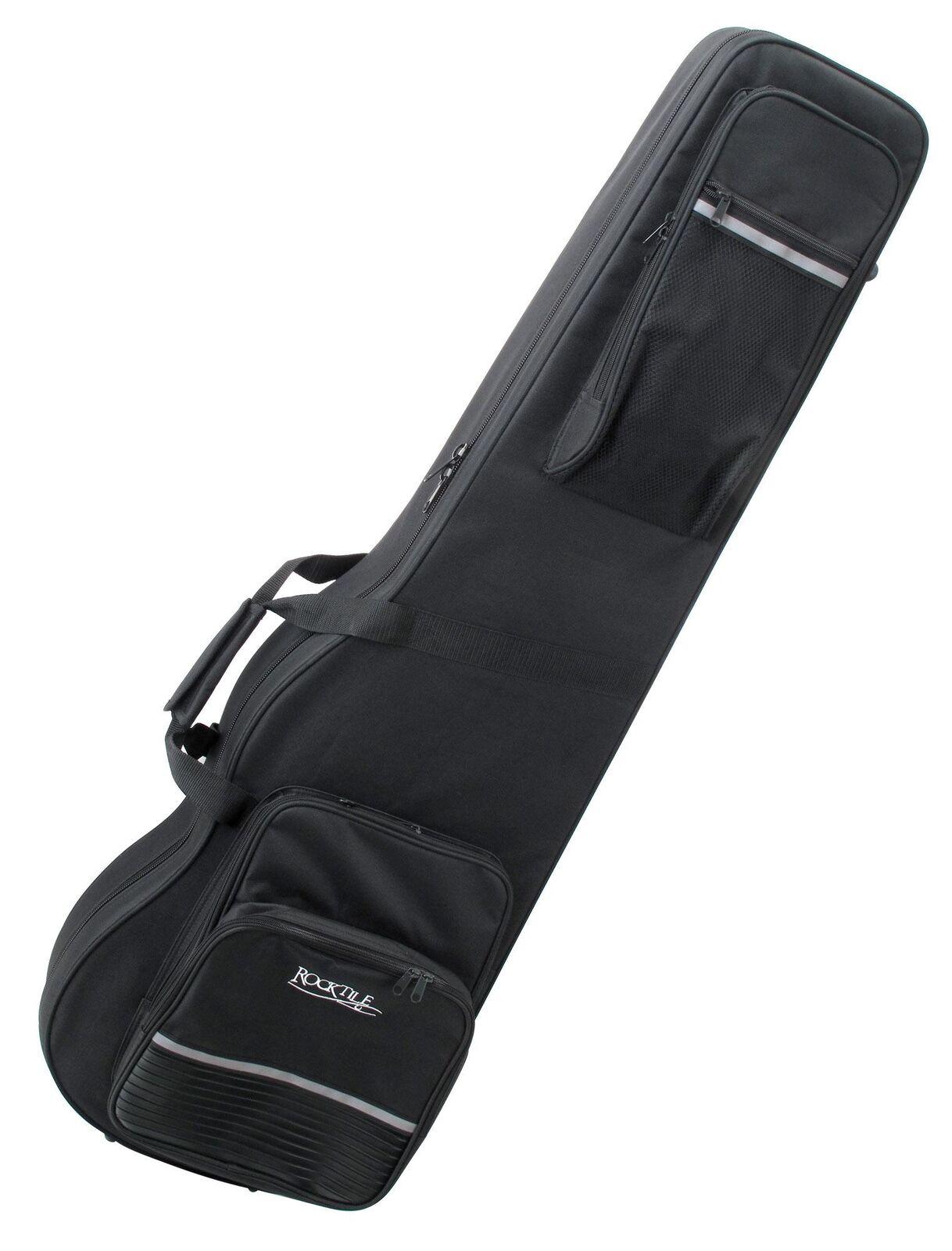 Robuster E-Bass Formkoffer mit Thermomaterial für optimalen Schutz