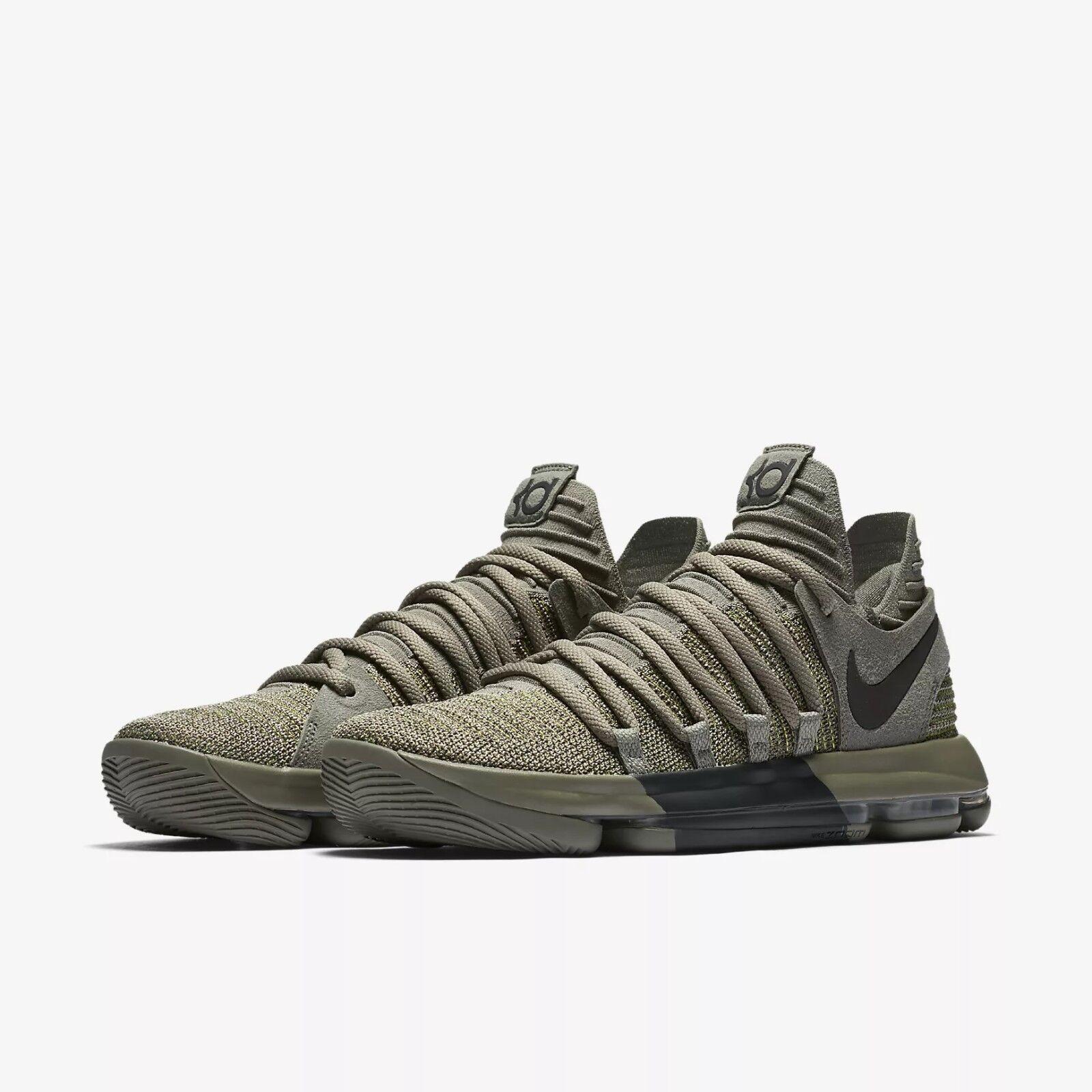 Para hombres Limitada Nike Zoom Kd 10 Limitada hombres Zapatos  de baloncesto estuco oscuro/antracita 897817002 00e3c3