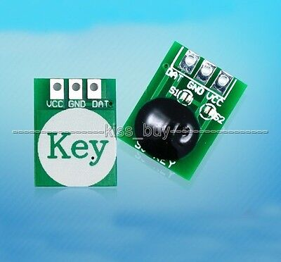 Touch Sensor Switch Inching / Latch Control Capacitive Touch Button Module 3-5v