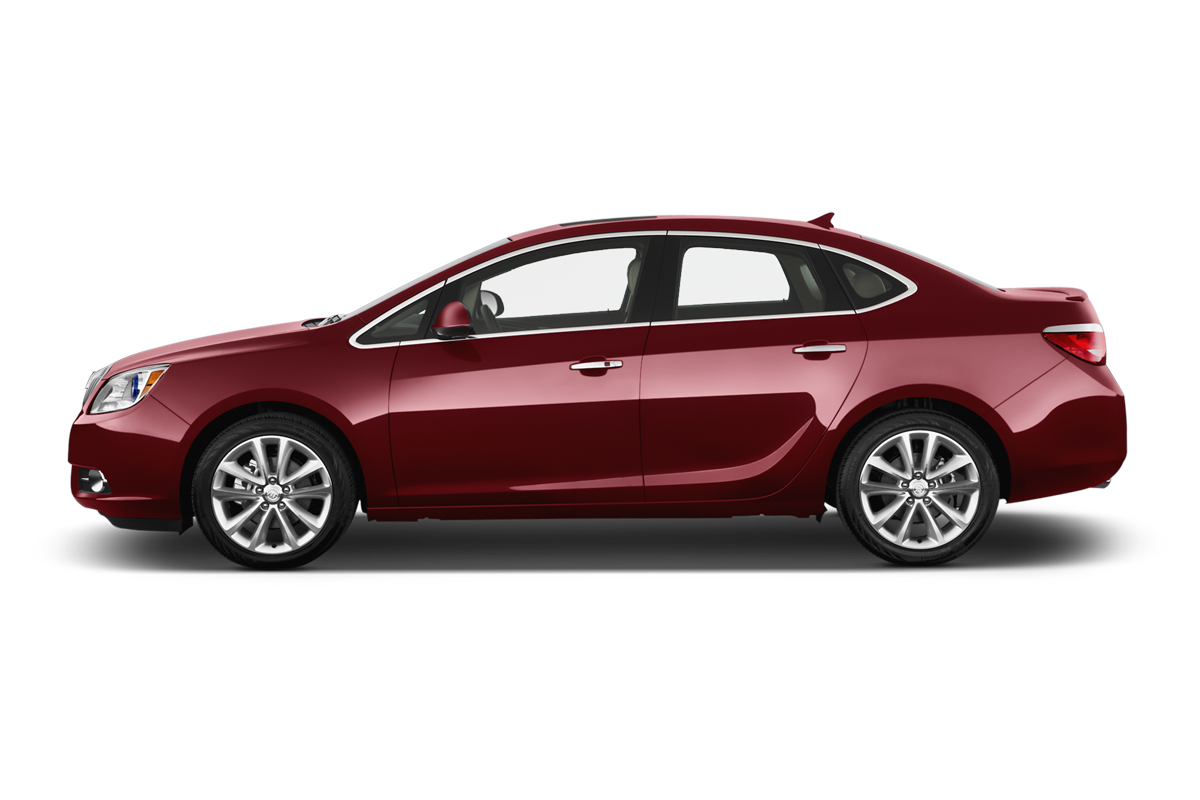 Buick Verano side view