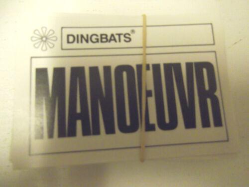 DINGBATS CARDS 50 Dingbats or 60 Diabolical Dingbats