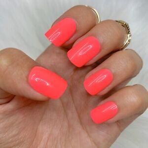sns nails pink » EstheticsHUB.com