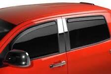 2009-2011 Dodge Ram 1500 2500 3500 King Cab OEM Mopar Window Deflectors Visors
