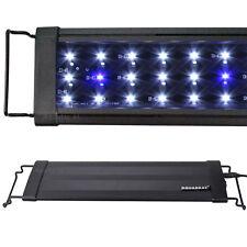 Aquaneat LED Aquarium Light Blue&White Marine FOWLR 12/18/24/30/36/48