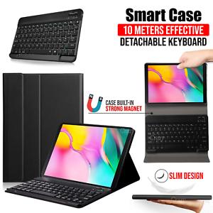 Samsung-Galaxy-Tab-A-10-1-2019-A-S4-10-5-Bluetooth-Keyboard-Leather-Case-Cover